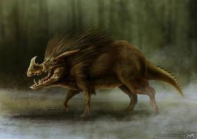 monster concept #1 by vesner