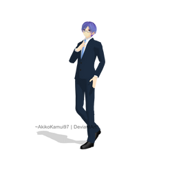TDA KAITO as Politican + Download Link (UPDATE) by AkikoKamui97