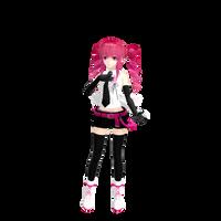 PD Camellia Japonica [UPDATE] - Teto + DL by AkikoKamui97
