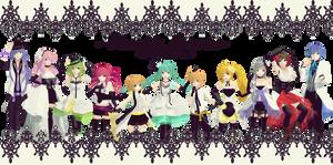 PD Camellia Japonica [UPDATE + DL Link] by AkikoKamui97