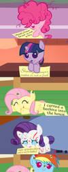 Bad Ponies by Beavernator