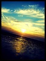 Sunset-Beach by Ziidane