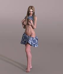 Rachel(Ninja Gaiden, DOA) by Kruel-Kaiser