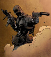 Snake Eyes-color by jhunt5440