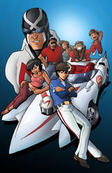 Speed Racer promo by jhunt5440