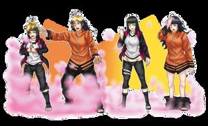 Comm - Jutsu A Little Mistake (Naruto/Boruto TG) by KAIZA-TG