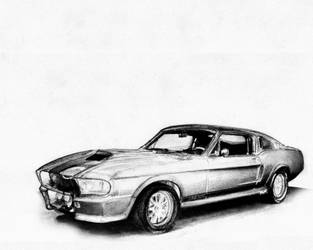 Dtop_Mustang by SittingDuckBE