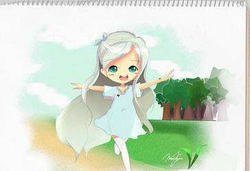 Chibi by Eychbee