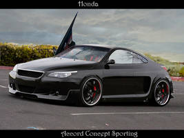 Honda Accord Sporting. by FanaVR6