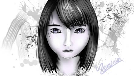 Digital Painting by Yersinia88