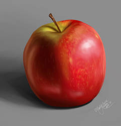 Apple by Koshken