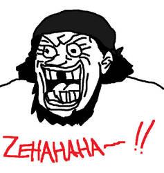 ZEHAHAHAAAA by Daburcor