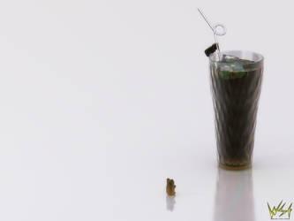 Coke Gummi by o0WARLORD0o