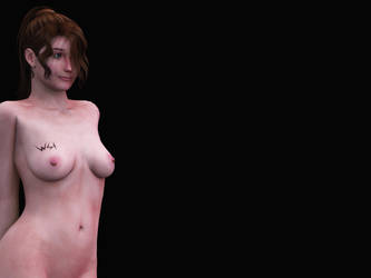 Coralie going realistic v2 by o0WARLORD0o