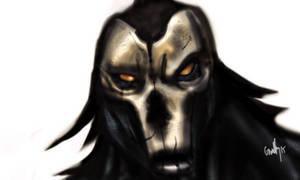 Skull Krita Game Concept by Gman20999