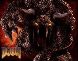 Doom gimp art poster!!! by Gman20999