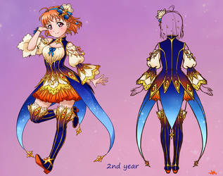 Space Chika by Yulcha