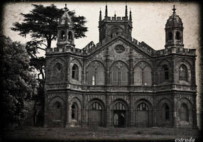 The gothic temple 4 by Estruda