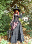 The Witches Magic Pumpkin by Estruda