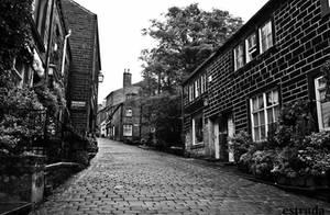 The Old Street by Estruda
