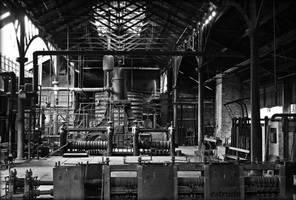 Industrial Decay by Estruda
