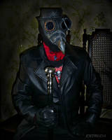 Mr Plague Doctor by Estruda