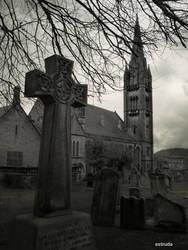 The Old High Church by Estruda