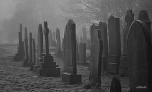 Cemetery Gloom by Estruda