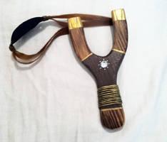 Link's slingshot by gemieee
