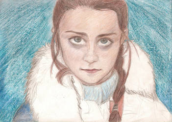 Arya by MadoMagie