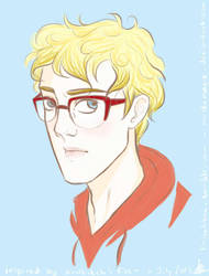 Glasses by MadoMagie