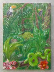 Nella jungla by jovaska
