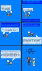 Toana gift comic by kirby144