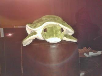 Sea Turtle plush by kirby144