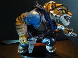Tiger Claw TMNT Custom Action Figure by FigureHunterCustoms