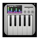 Piano Icon by LunarDX