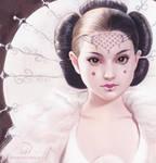 Queen Amidala by ivantalavera