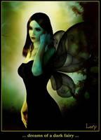 Dreams of a dark Fae by D-Lory