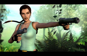 Tomb Raider : India by D-Lory