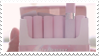 Pink Cigarettes | Stamp by PuniPlush