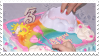 Care Bears Birthday Cake | Stamp by PuniPlush