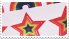 Rainbow Stickers | Stamp by PuniPlush