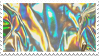 Holographic | Stamp by PuniPlush