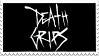 Death Grips | Stamp by PuniPlush