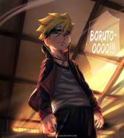Boruto 13 by RamzyKamen