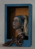 Girl With Pearl Second Take - another view by Artemisia52