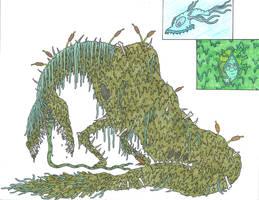Kelpie by EvolutionsVoid