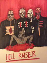 Hellraiser by nickmandl