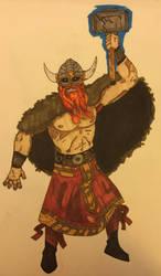 Thor by nickmandl