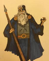 Odin by nickmandl